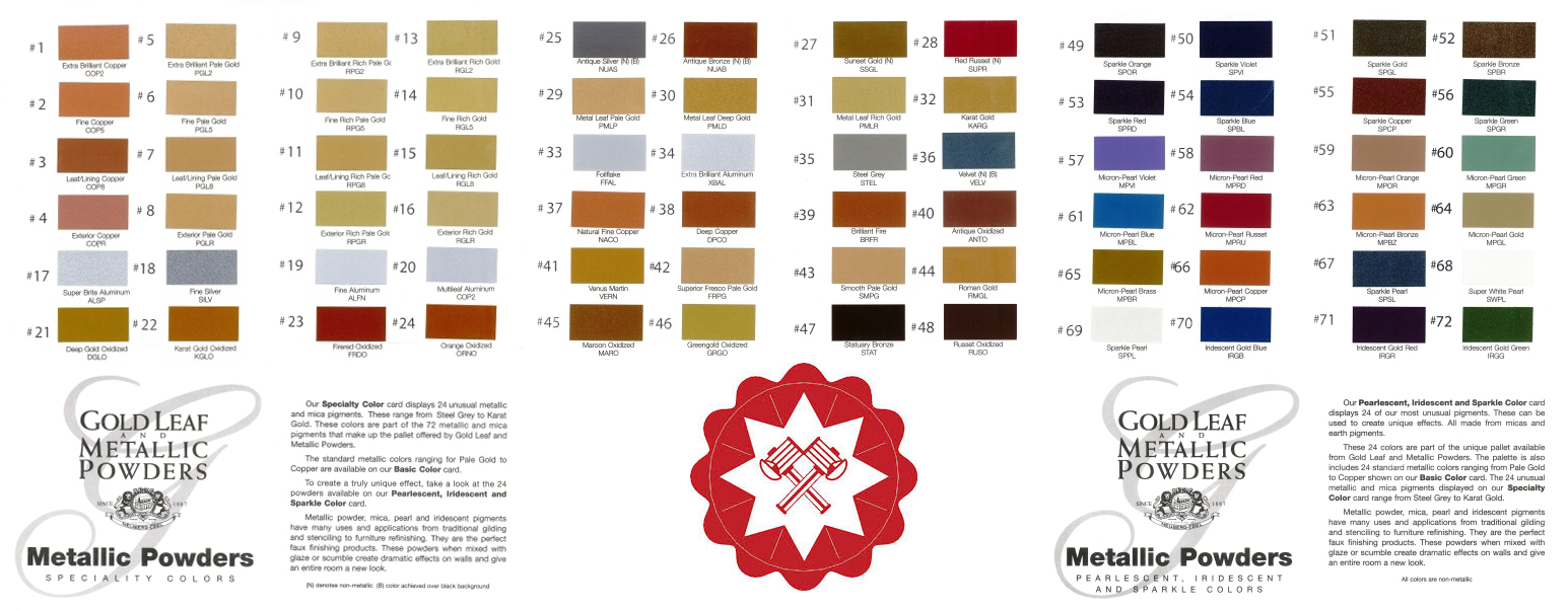 Gold leaf gm paint nvjuhfo Image collections