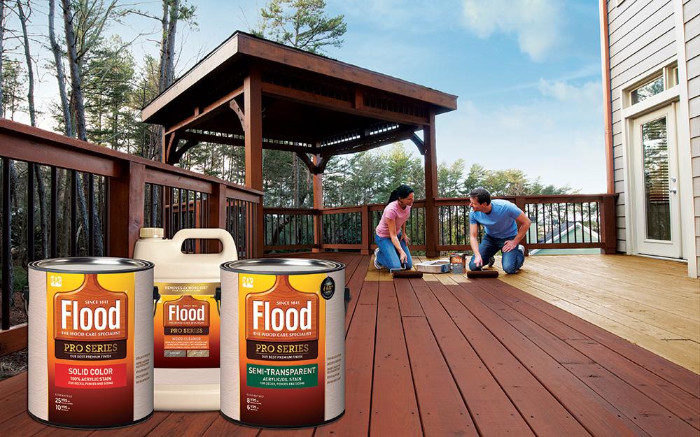 Flood Pro Series Gm Paint